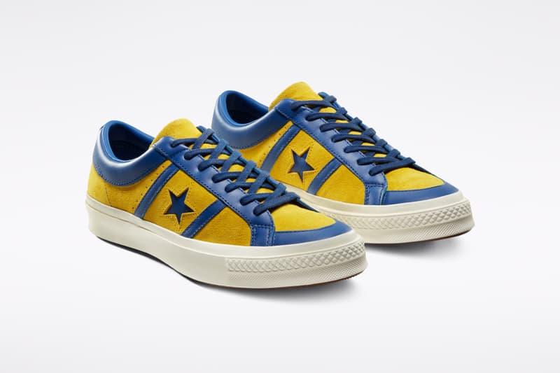 校園情意結-Converse 推出常春藤風格配色 One Star 鞋款