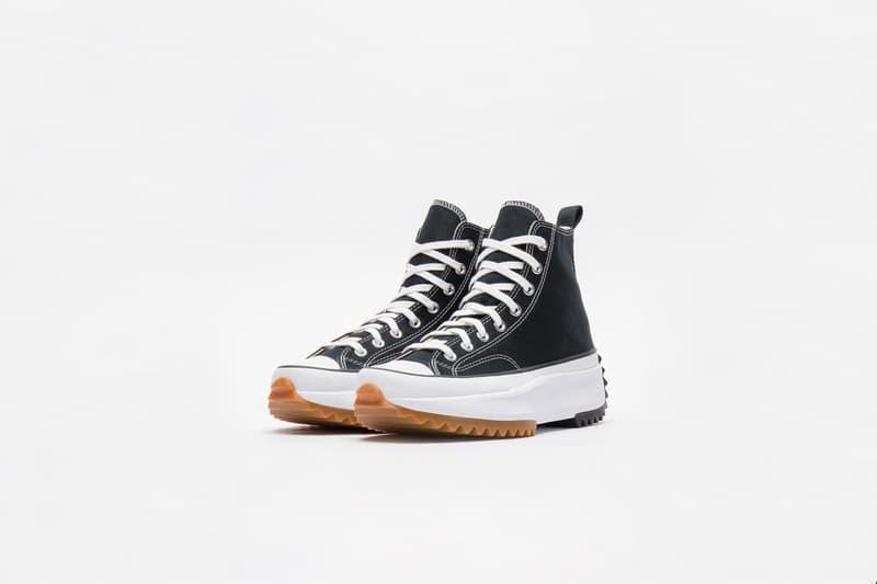 聯乘移植-Converse 推出「平民版」Run Star Hike 鞋款