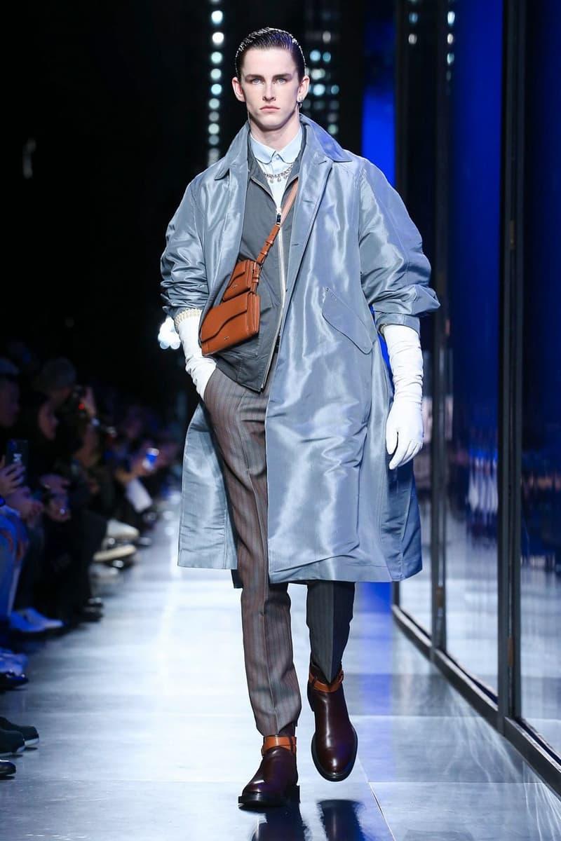 巴黎時裝周 − Dior 2020 秋冬系列時裝大秀