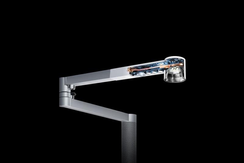 多功能設計-Dyson 發佈全新燈具產品 Lightcycle Morph