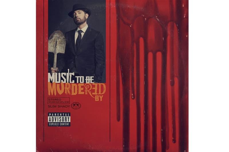 無預警突襲 − Eminem 第十一張錄音室專輯《Music To Be Murdered By》正式發行