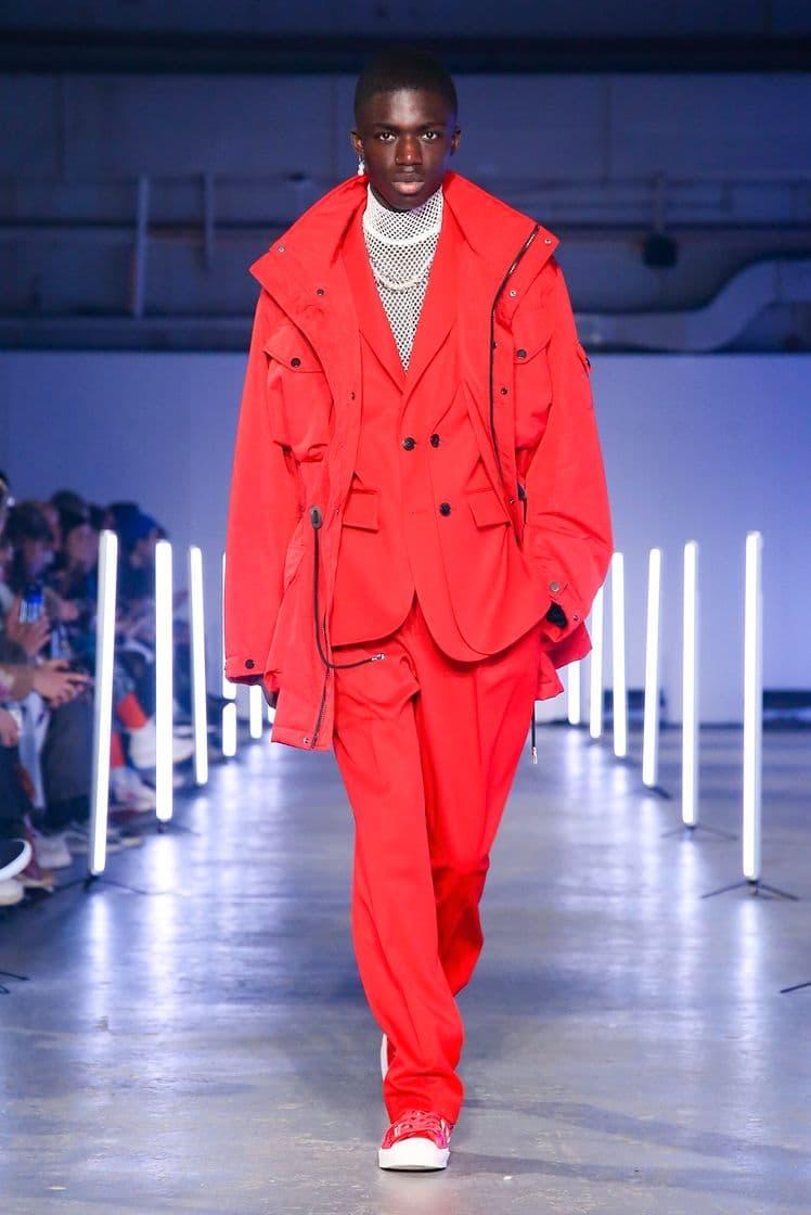 倫敦男裝週 - Feng Chen Wang 2020 秋冬系列時裝大秀