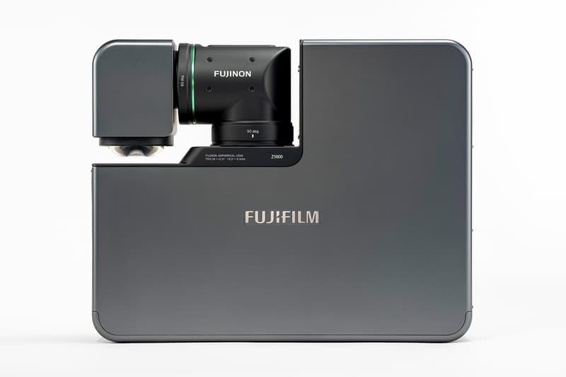 FUJIFILM 發佈全球首創「雙軸旋轉鏡頭」技影機 FP-Z5000