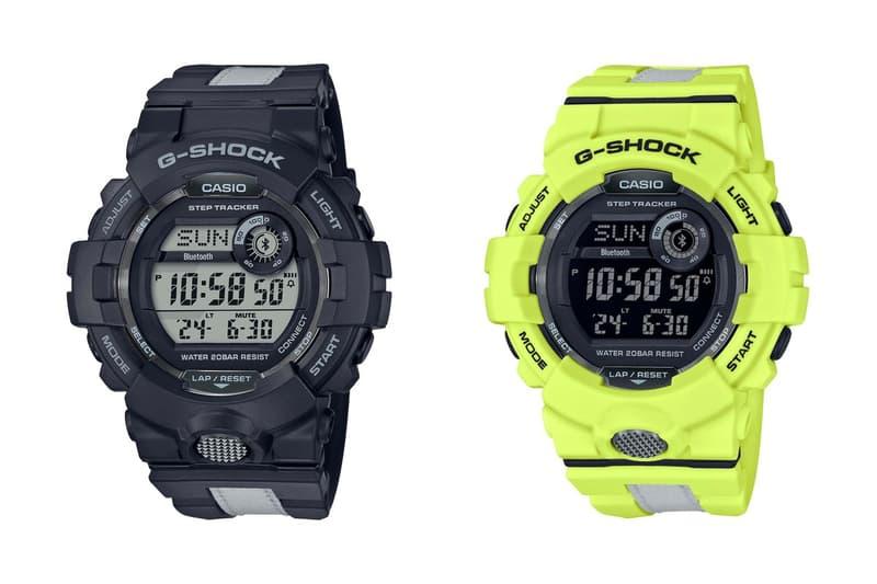 訓練輔佐 − G-SHOCK 旗下 G-SQUAD 系列全新腕錶發佈