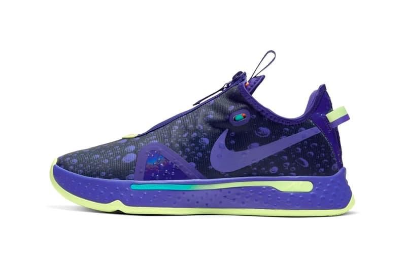 Gatorade 佳得樂聯乘 Nike PG 4「Gx」配色官方圖釋出