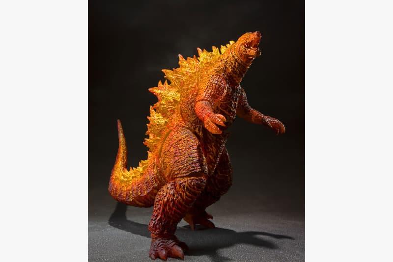 Bandai 推出紅蓮哥斯拉 S.H.MonsterArts 玩具模型