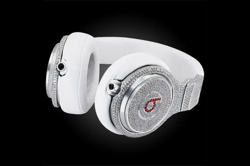 Graff 攜手 Beats 打造要價 $750,000 美元 Super Bowl 別注耳機