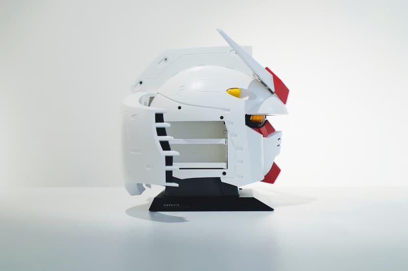 HYPEBEAST 率先近賞機動戰士 x OWNDAYS 聯乘 RX-78-2 眼鏡盒