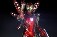 絕罕無比-Hot Toys 推出 1:1 版本 Iron Man Mark LXXXV 雕塑