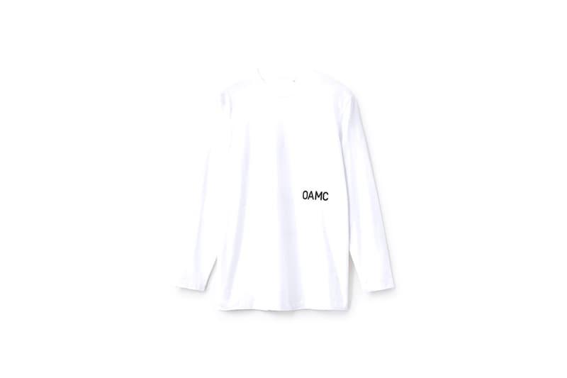 fragment design 攜手 OAMC 打造慈善聯名企劃