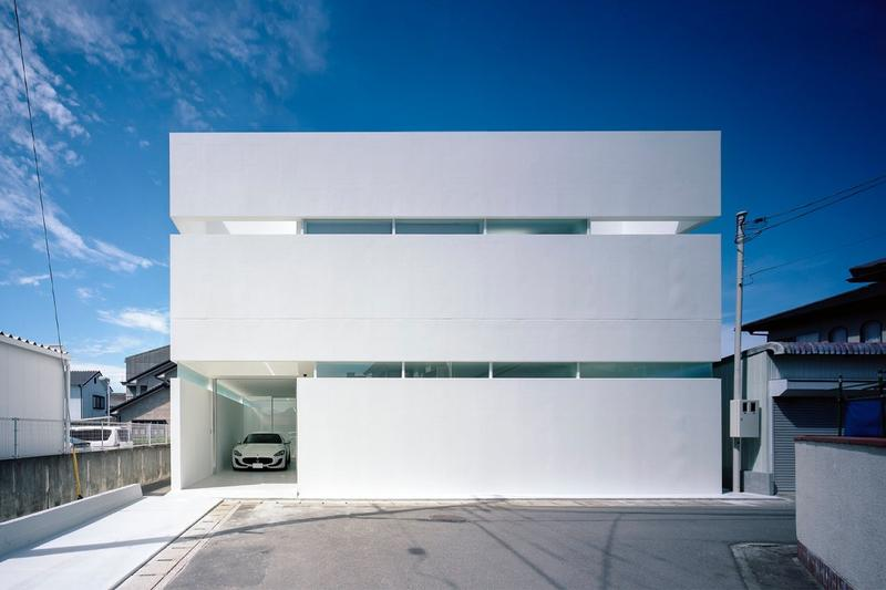 參觀「藤原・室」極簡主義日式住宅