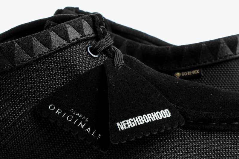 NEIGHBORHOOD x Clarks 別注聯名系列正式發佈!