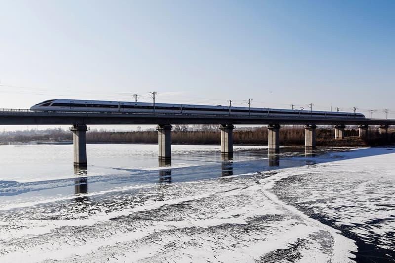 厲害了-中國發表全球第一款無人駕駛高速鐵路