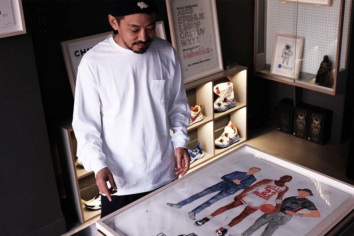 TRIP INTO THE WORLD・日本插畫家 Naijel Graph 淺談香港期間插畫展