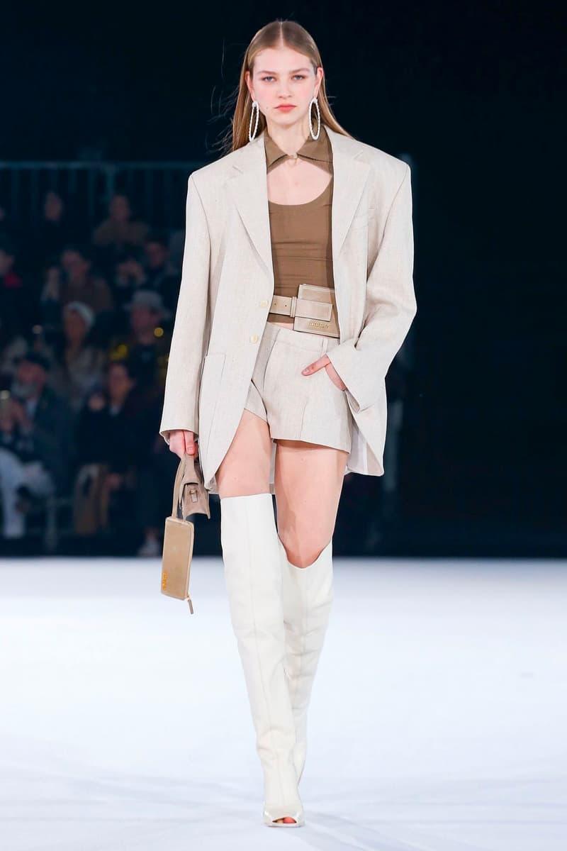 巴黎時裝周 - Jacquemus 2020 秋冬系列時裝大秀