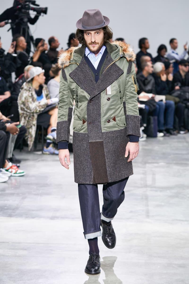 巴黎時裝周 − Junya Watanabe Man 2020 秋冬季系列時裝大秀