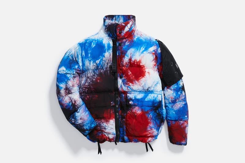 Kith 聯手意大利戶外服品牌 NemeN 推出紮染服裝系列