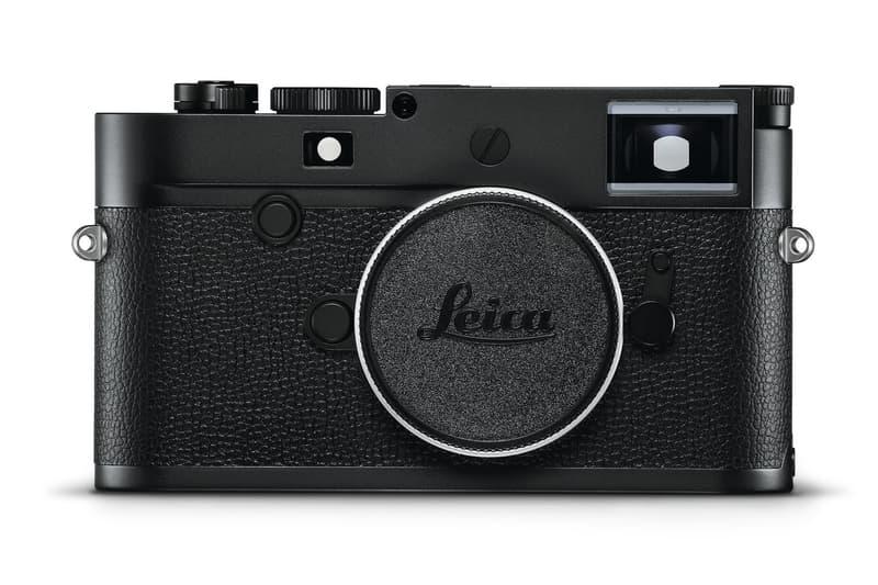 黑白鮮明-Leica 發佈全新 M10 Monochrom 相機