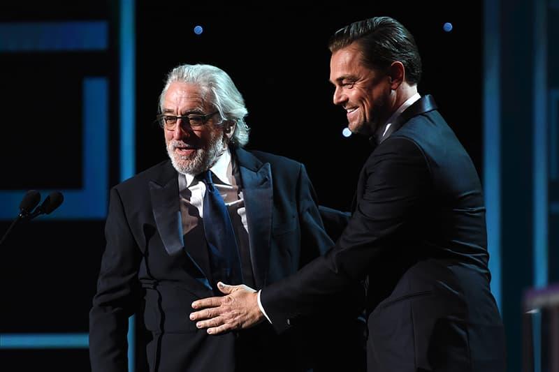 好萊塢巨星 Leonardo DiCaprio 親自透露將與 Robert De Niro 共同演出全新電影