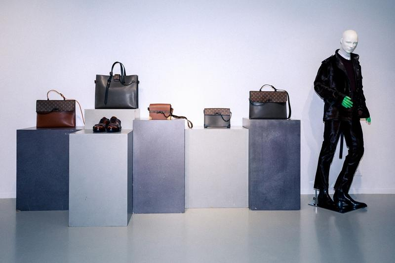 巴黎時裝周 − 率先走進 Louis Vuitton 2020 秋冬系列新品 Showroom