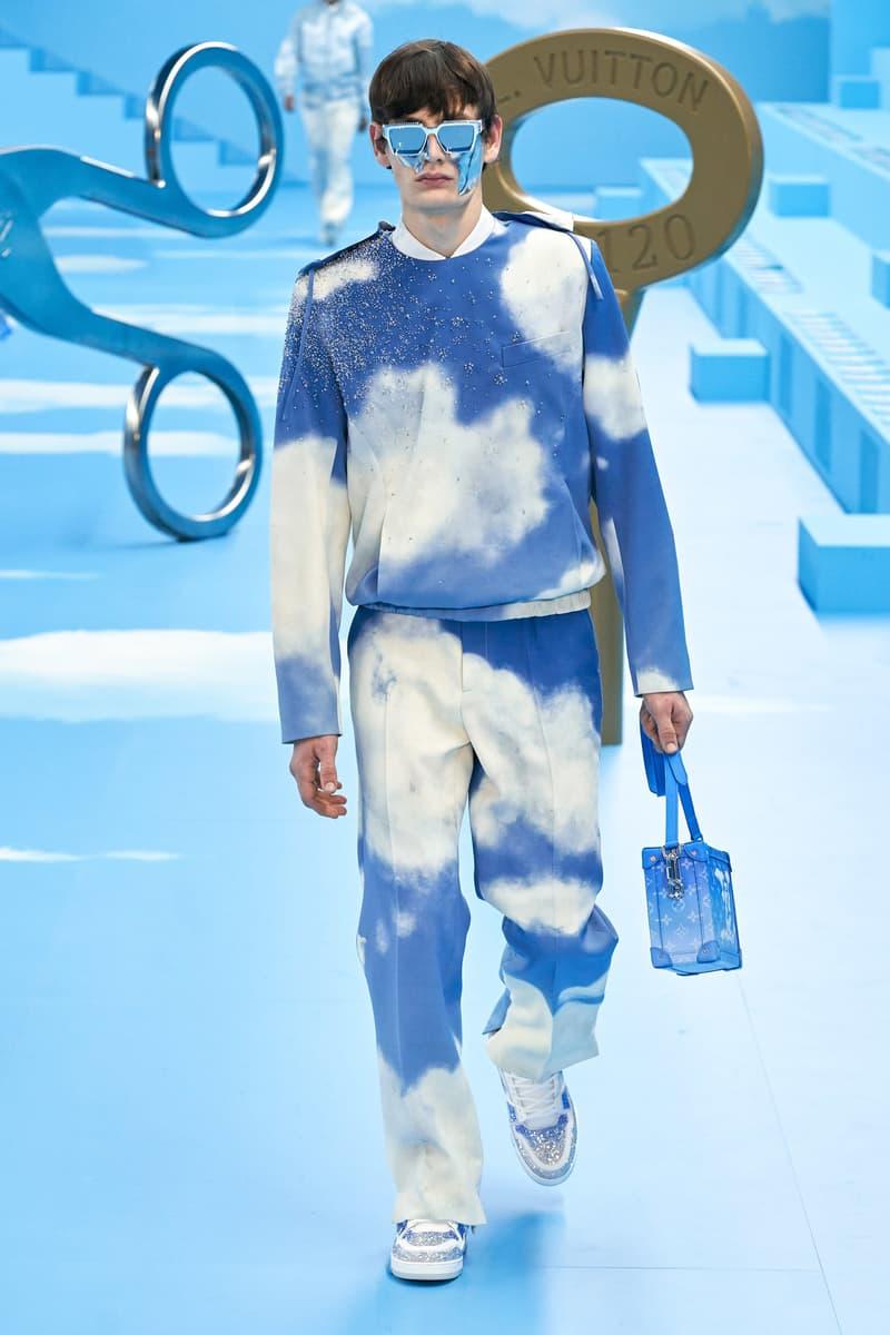 巴黎時裝周 - Louis Vuitton 2020 秋冬系列時裝大秀