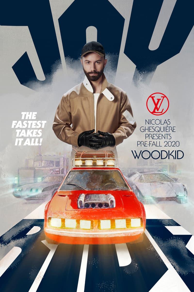 Jaden Smith、LéaSeydoux 等巨星演繹 Louis Vuitton 2020 早秋系列宣傳大片