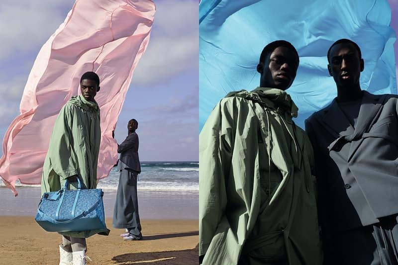 Louis Vuitton 2020 春夏男裝系列全新宣傳大片正式發佈