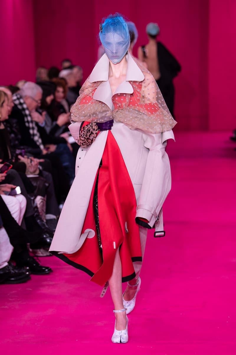 巴黎時裝周 - Maison Margiela 2020 春夏 Artisinal Co-Ed系列時裝大秀