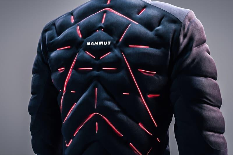 mammut 推出全新 Photics HS Thermo Hooded Jacket