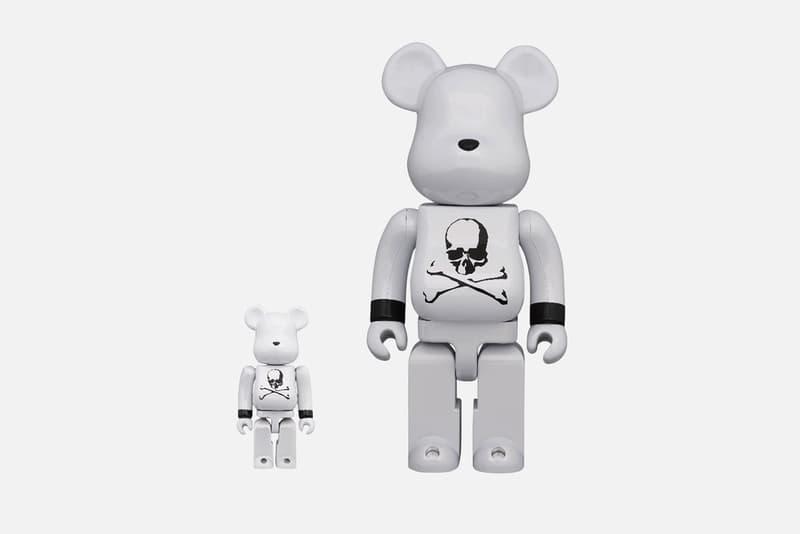 mastermind JAPAN x Medicom Toy 聯手打造全新「White Chrome」BE@RBRICK