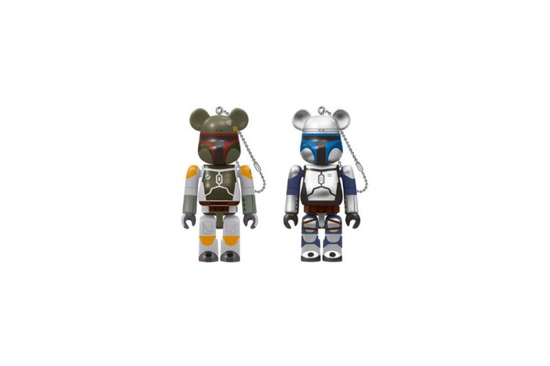 Medicom Toy 正式推出《Star Wars》100% 尺寸 BE@RBRICK 系列公仔