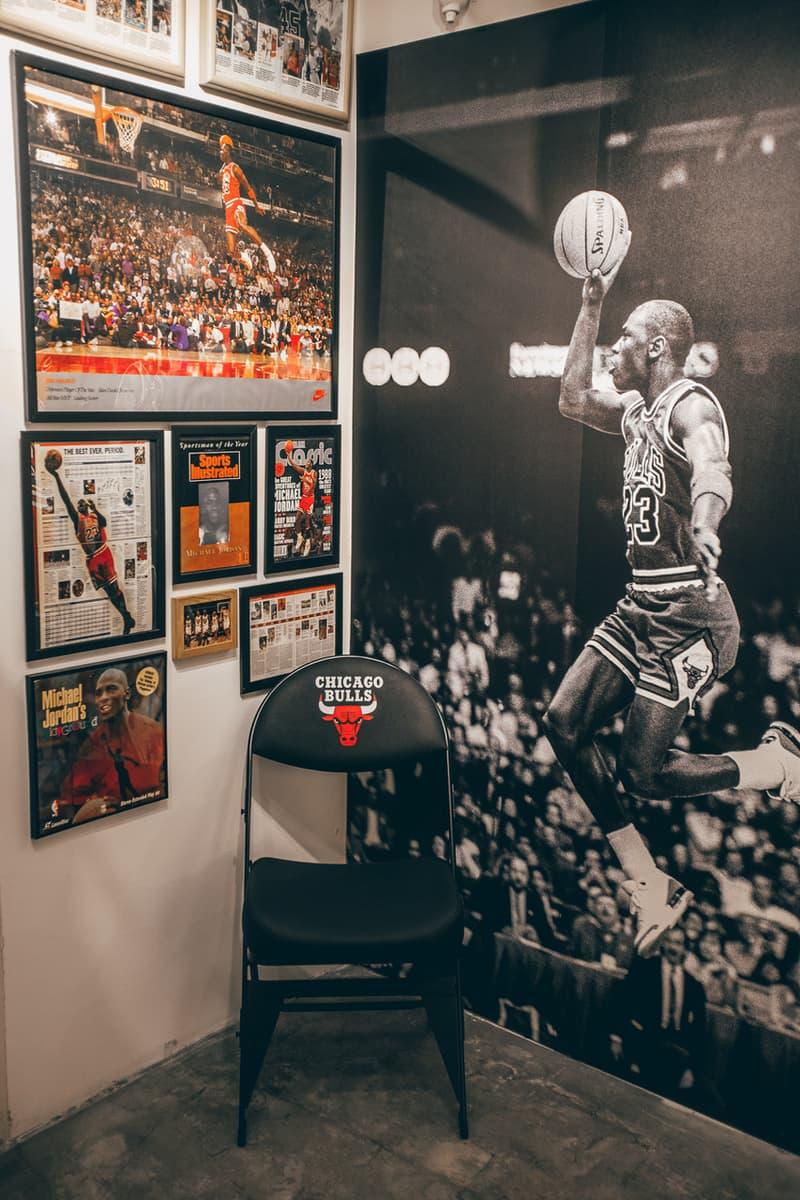 致敬 Michael Jordan!Mitchell & Ness 開設最新台北東區 Pop-Up 店舖