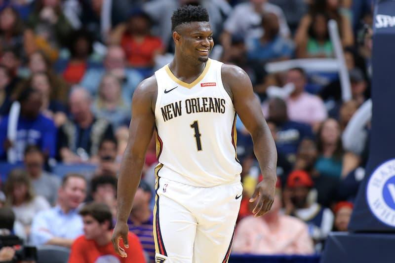 選秀狀元 Zion Williamson 確定將於下週正式迎來 NBA 首秀 (UPDATE)