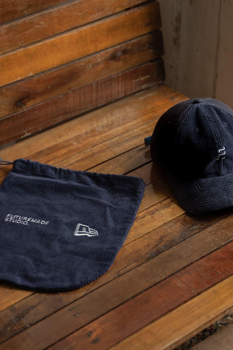 異素材結合-New Era x Futuremade Studio 聯乘帽款亮相