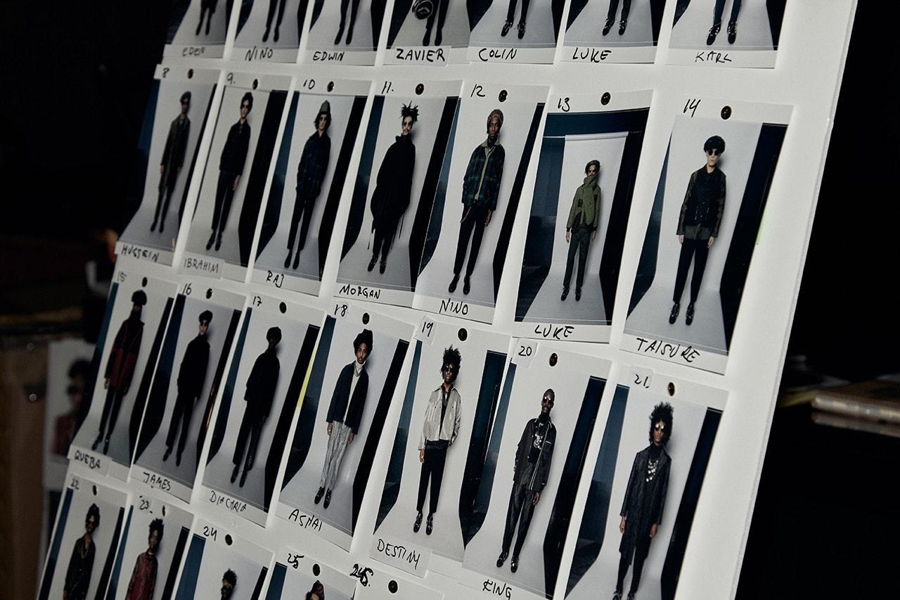 倫敦男裝週-Nicholas Daley 2020 秋冬系列時裝大秀