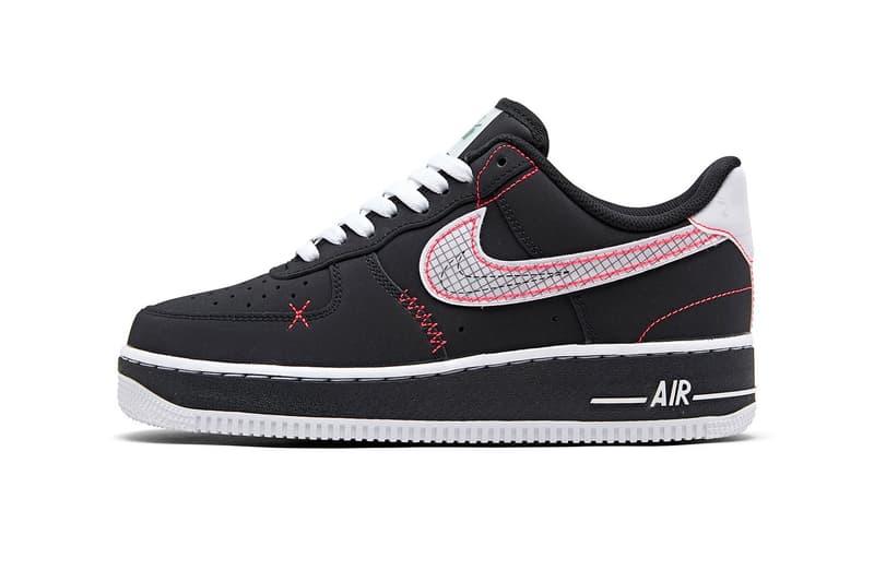 Nike Air Force 1 '07 LV8 最新配色「Bright Crimson」發佈