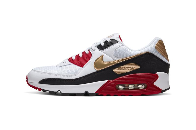 Nike Air Max 90「Chinese New Year」配色鞋款上架