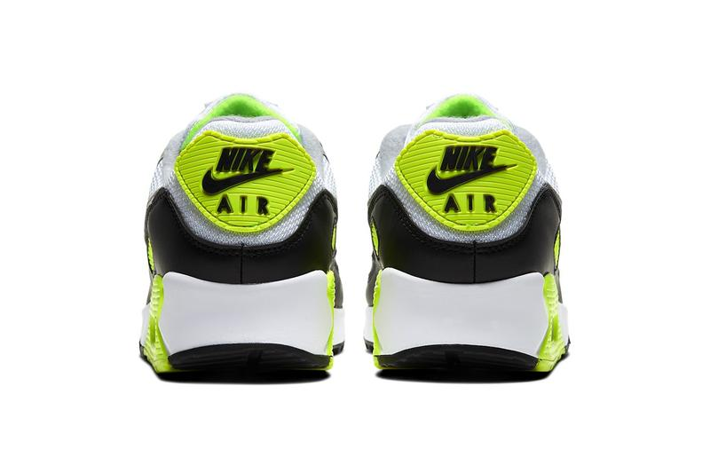 慶祝 30 週年 − Nike Air Max 90 多款元祖配色正式發佈