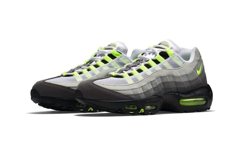 率先近覽 Air Jordan 4 與 Nike Air Max 95「Neon」混血鞋款