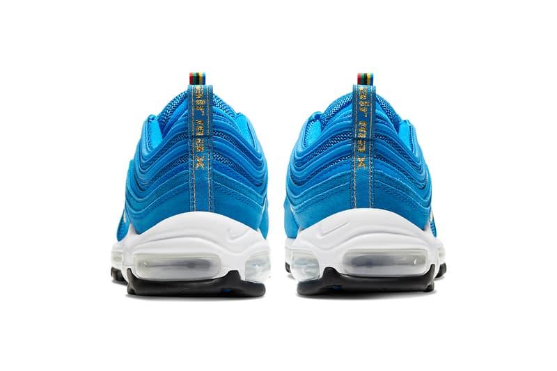 五色戰隊-Nike 推出奧運五環配色 Air Max 97 系列