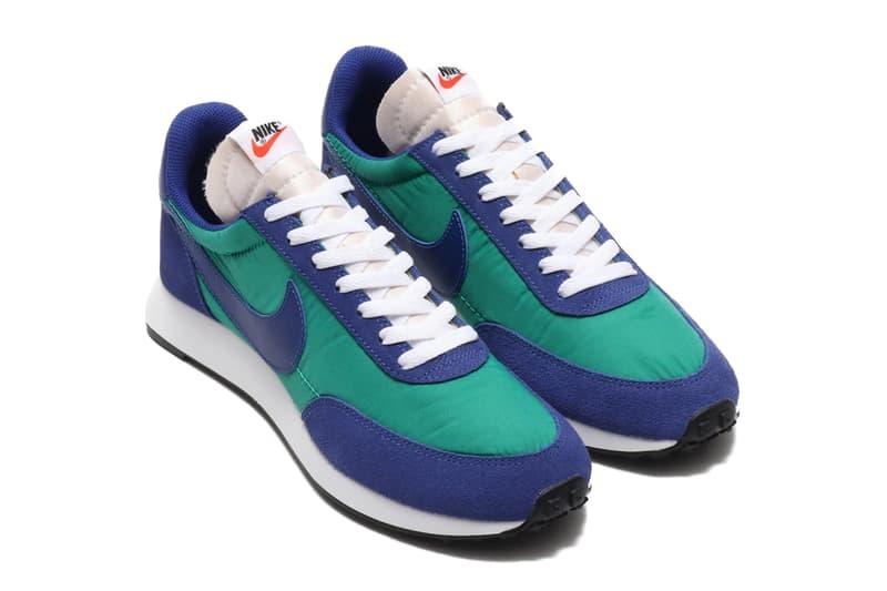 Nike Air Tailwind 79 推出全新「Neptune Green」配色鞋款