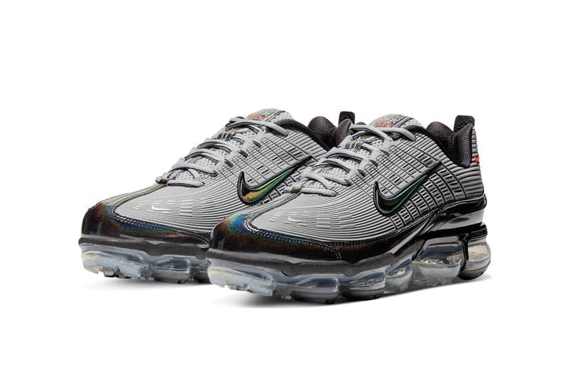Nike Air Vapormax 360 最新配色「Metallic Silver」發佈