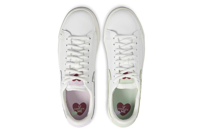 Nike Blazer Low「Valentine's Day」情人節別注配色發佈