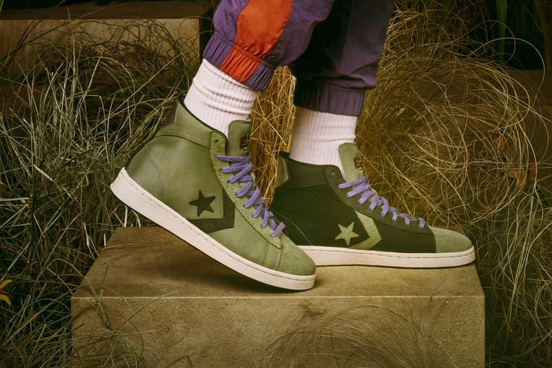 Nike 聯結 Converse 發佈 2020 年「黑人歷史月」鞋款系列
