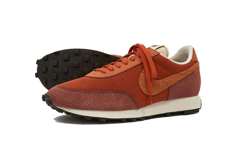 Nike Daybreak 最新配色「Orange/Pueblo Brown」發佈