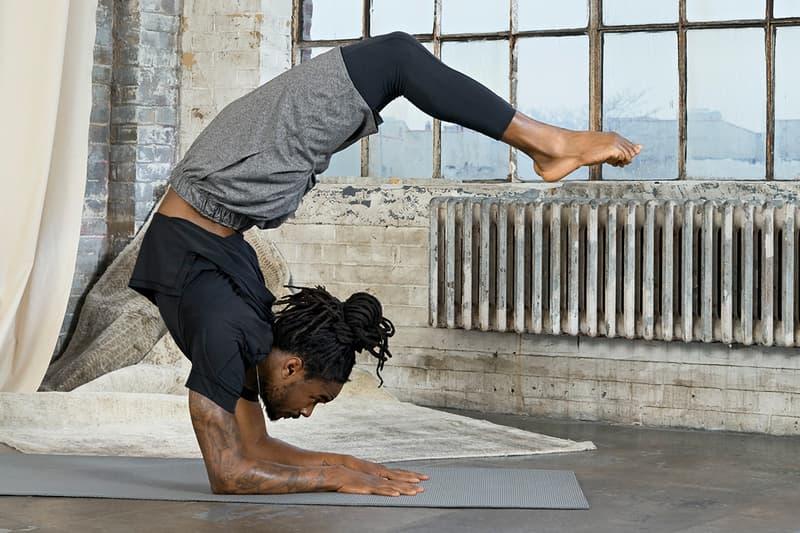 彈性無限 - Nike 正式推出全新「Infinalon」瑜伽系列專屬服飾