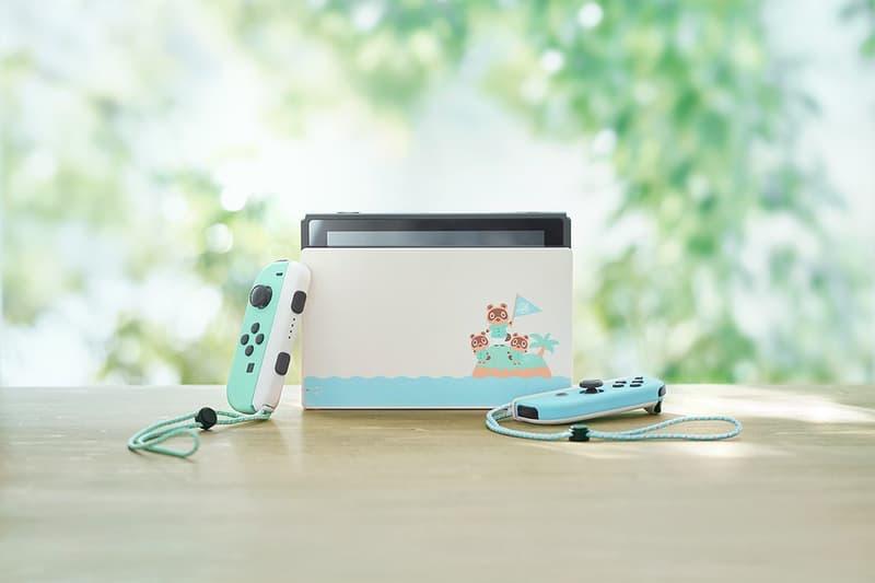 Nintendo Switch 推出新作《集合啦!動物森友會》同捆機套裝