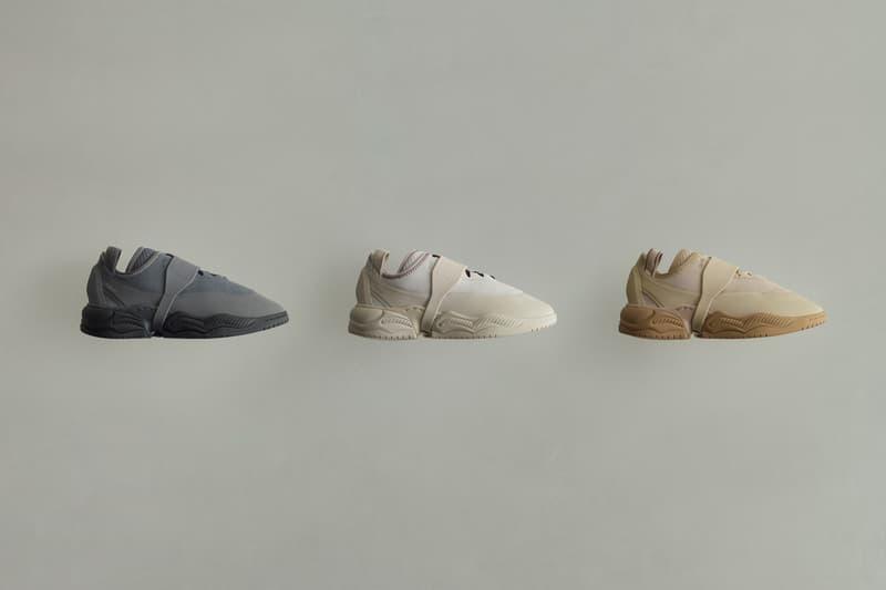 OAMC x adidas Originals 全新聯乘系列鞋款正式發佈