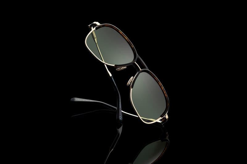 OMEGA 聯同 Marcolin Eyewear 推出全新高端太陽眼鏡系列
