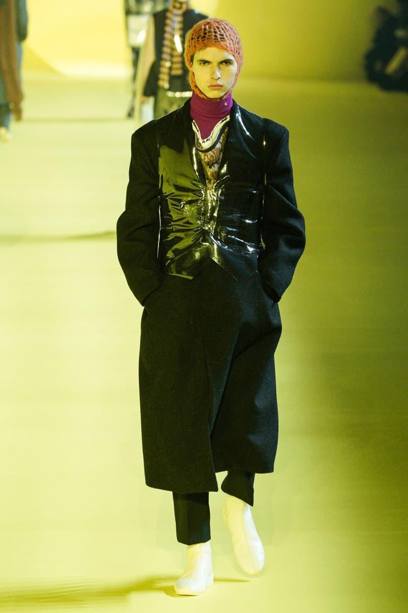巴黎時裝週 - Raf Simons 2020 秋冬系列時裝大秀